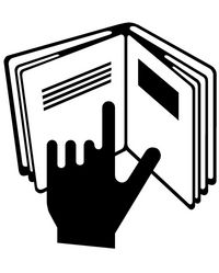 Hand--Book-SymbolP_A3